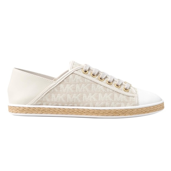 3e5d47a12c90 Michael Kors Kristy Slide Lace-Up Sneakers